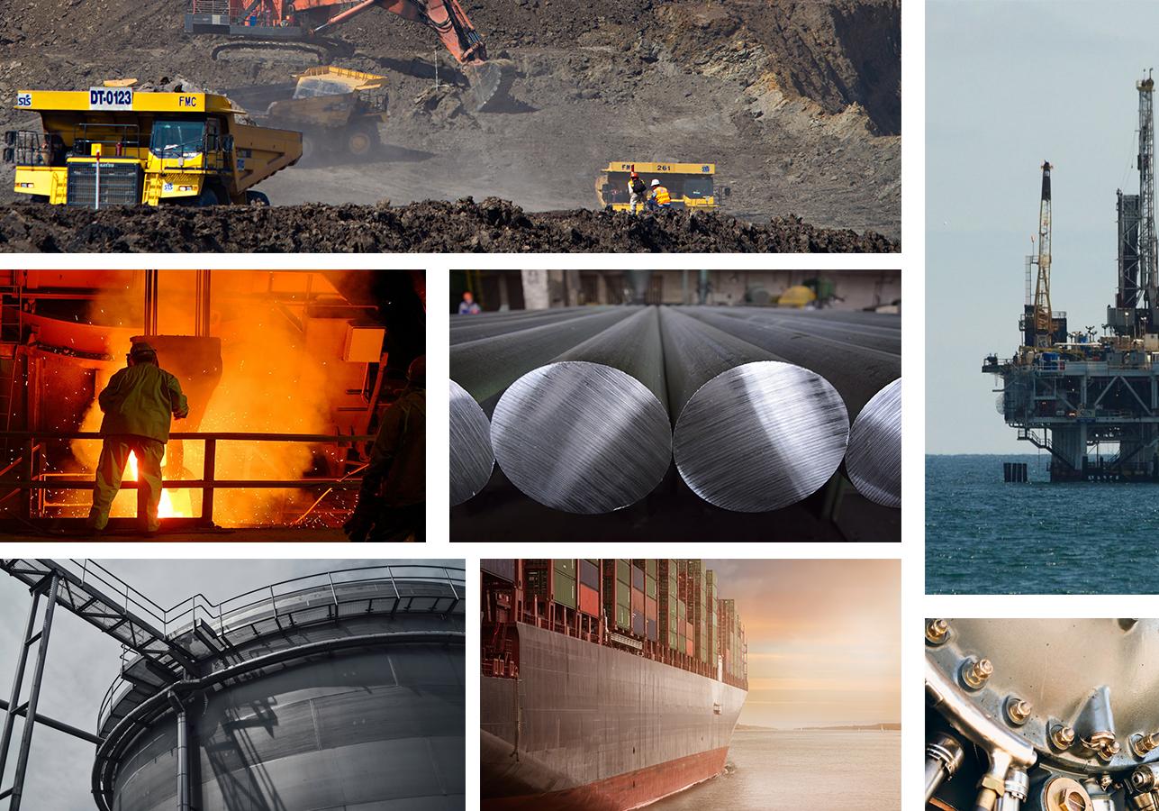 Industry Sectors - Bahrain Rubber